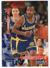 figurina CARD BASKET NBA 1994/95 NEW numero 15 TIM HARDAWAY