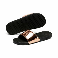 PUMA Women's Cool Cat Sport Foil Slides