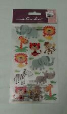 Scrapbooking Stickers - 1 Sheet Animals - NEW