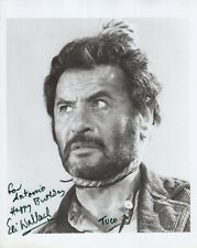 ELI WALLACH autographed 8x10 photo          TUCO from Good, Bad and the Ugly