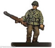 "AXIS & ALLIES MINIATURES - (US) ""RED DEVIL"" CAPTAIN"