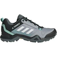 Adidas Women's Terrex AX3 Hiking Outdoor Trail Running Shoes Boots - FX4690