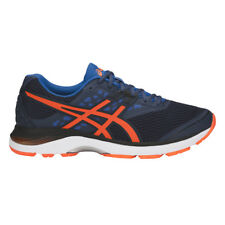 Asics Gel-pulse 9 Scarpe Uomo Dark Blue/shoking Orange/white 42.5