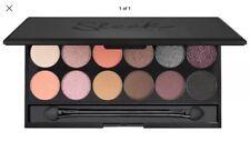 12x0.8g Sleek Makeup Mineral Based Eyeshadow Palette - Oh So Special