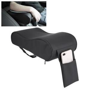 Universal Soft Car Armrest Pad Center Console Box Cover Memory Foam Cushion as