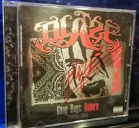 Blaze Ya Dead Homie - Gang Rags Reborn CD twiztid insane clown posse esham icp
