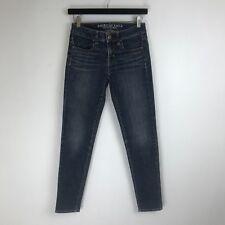 American Eagle Jeans - Jegging Stretch Dark - Tag Size: 00 Reg (25x27.5) #5712