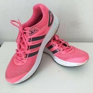Womens Adidas Duramo 6 Running Gym Trainers Pink Size UK 6
