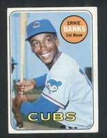 1969 Topps #20 Ernie Banks VGEX Cubs 125021
