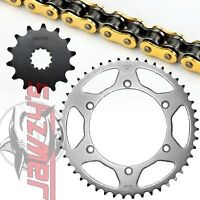 SunStar 520 XTG O-Ring Chain 15-50 T Sprocket Kit 43-2592 for Kawasaki
