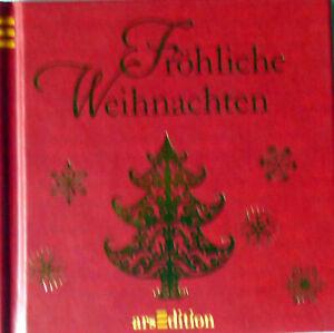 Fröhliche Weihnachten - Kleines Buch
