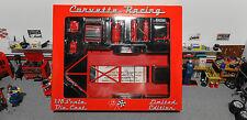 GMP 1:18 Diecast Rare  ( Corvette Trailer & Boxed Items Only  ) Track NIB Red