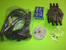 TUNE UP KIT MERCRUISER 4.3 MPI v6 SPARK PLUGS, WIRES, CAP AND ROTOR