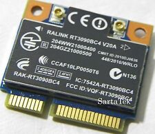 HP Ralink RT3090BC4 300M WiFi N+ BT Bluetooth PCI-e Card SPS: 602992-001