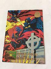 DEMOGOBLIN CLOAK NIGHTWATCH  MARVEL CARDS UNIVERSE 1994 nr 21
