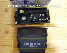 OEM Preheating Time Relay 2.9D Diesel Ssangyong New Korando Rexton #6625453532