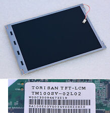 "Industrial 10 "" 25,4cm TFT Display Matrix Torisan Sanyo 800x600 Tm100sv-02l02"
