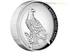 1 $ Dollar Wedge Tailed Eagle High Relief Australien 2016 1 oz Unze Silber PP