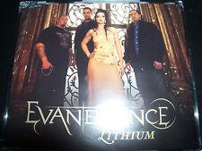 Evanescence Lithium Rare Australian Enhanced 4 Track CD E.P Single
