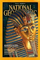 National Geographic Magazine 1970s to Present
