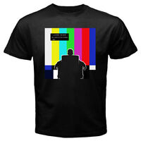 New Living Colour Band The Chair in the Doorway Men's Black T-Shirt Size S-3XL