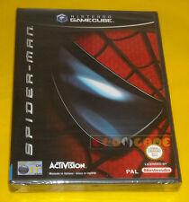 SPIDER-MAN GameCube Versione Ufficiale Italiana »»»»» NUOVO SIGILLATO