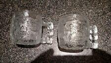 Mc Donald's Flintstone Glasses 1993 Rocky Road Mug.