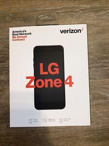 LG Zone 4- 8GB - Blue (Verizon) Smartphone