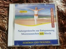 ? Naturgeräusche zur Entspannung - Meeresrauschen mit Musik Stress   CD   NEU