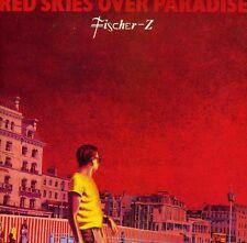 Fischer-Z, Fischer Z - Red Skies Over Paradise [New CD]
