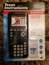 Texas Instruments TI-84 Plus CE Graphing Calculator - Black. Brand New Sealed