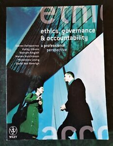 Ethics, Governance & Accountability - A professional perspective 2005 PB