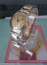 Relojes de pulsera unisex de acero inoxidable dorado de acero inoxidable dorado