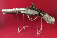 présentoir plexi pour arme de poing
