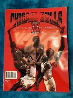 Chicago Bulls Official 1995-96 YearBook Limited Edition - Only 8,500 Printed