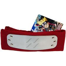 Boruto Naruto Next Generations Hidden Mist Village Red Cosplay Headband Official