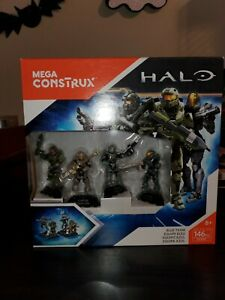 Halo mega construx blue team