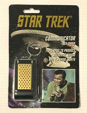 Vintage Star Trek Original Series Electronic Communicator Key Chain Keyring 1995