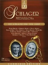 Schlager-Medaillons 20: Die Schlager der 70er Jahre - 2 CD's - NEU-OVP