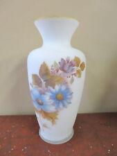Vintage Cased Satin Glass Vase