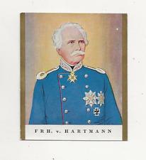 62/504 SAMMELBILD FRH. v. HARTMANN ORDEN UNIFORM