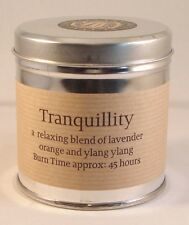 "St Eval ""TRANQUILITY"" Scented Candle in a Tin"