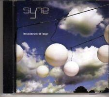 (DH344) Syne, Boundaries of Hope - 2012 CD