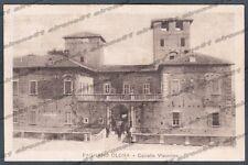 VARESE FAGNANO OLONA 04 CASTELLO Cartolina viaggiata 1917