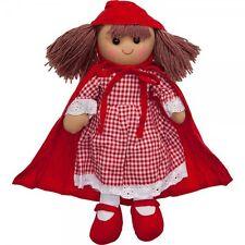 Powell Craft Rag Doll - Red Riding Hood - Birthday - Christmas Gift girls