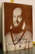 Enrichetta Lomoro ATTUALITÀ ECCLESIOLOGICA DI S. FRANCESCO DI SALES autografato