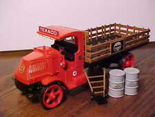 TEXACO GOLDEN 25 MACK AC STAKE TRUCK FIRST GEAR 1st