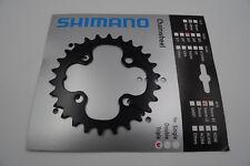 Shimano LX FC-T661 Kettenblatt 26 Zähne 9-fach schwarz