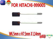 Carbon Brushes For Hitachi CJ65S2 CJ110V G10SR3 G12SR3 G13SR3 999005 999075 AU