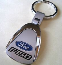 F-150 KEY CHAIN RING FOB FORD PICK UP TRUCK ECOBOOST V6 V8 F150 2016 2017 NEW